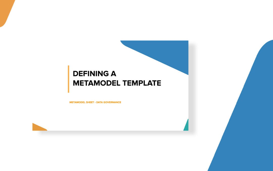 Defining a Metamodel Template