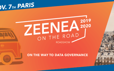 Zeenea on the road to Data Governance: first stop, Paris!
